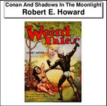 Conan And Shadows In The Moonlight Thumbnail Image