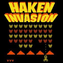 Invasion by Haken
